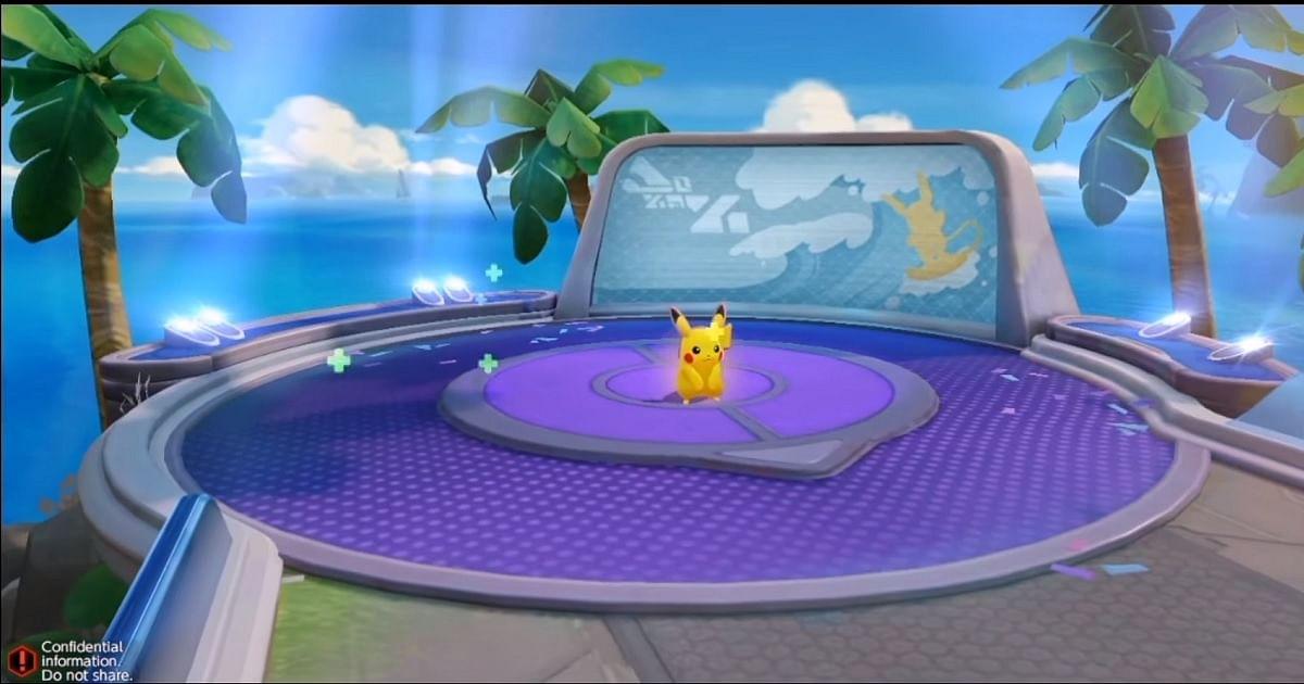 Massive Pokemon Unite Leak Shows Off New Beta Gameplay Footage Battle Pass And Skins