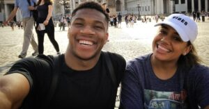 Everything You Need To Know About Giannis Antetokounmpo S Girlfriend And Son Sportsmanor