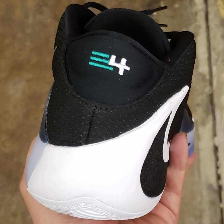 Giannis Antetokounmpo Nike Freak 1 Black White Release Date Sneakernews Com