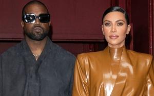 Kim Kardashian Blak Blakan Soal Perceraian Tegaskan Kanye West Tetap Jadi Keluarga