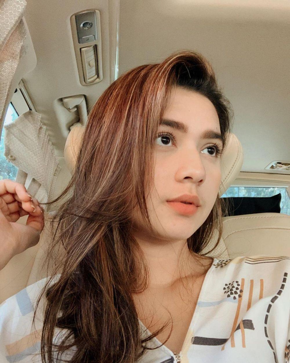 9 Pesona Mayang Yudittia Pemeran Michelle Ikatan Cinta