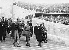 Olympische Sommerspiele 1936 Wikipedia