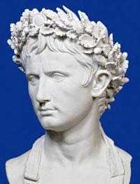 Lorbeerkranz In Der Antike