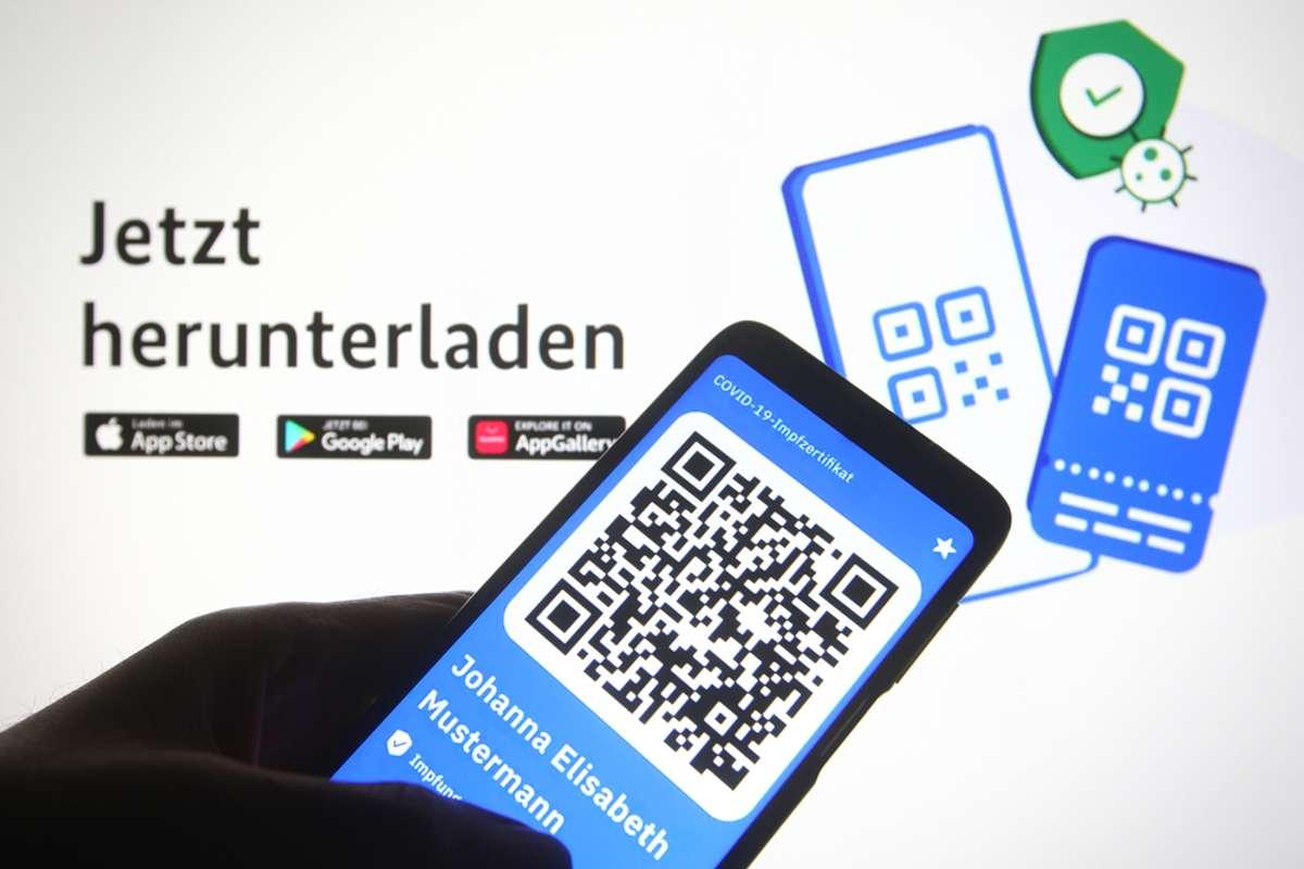 Welche App Fur Den Digitalen Impfpass Download