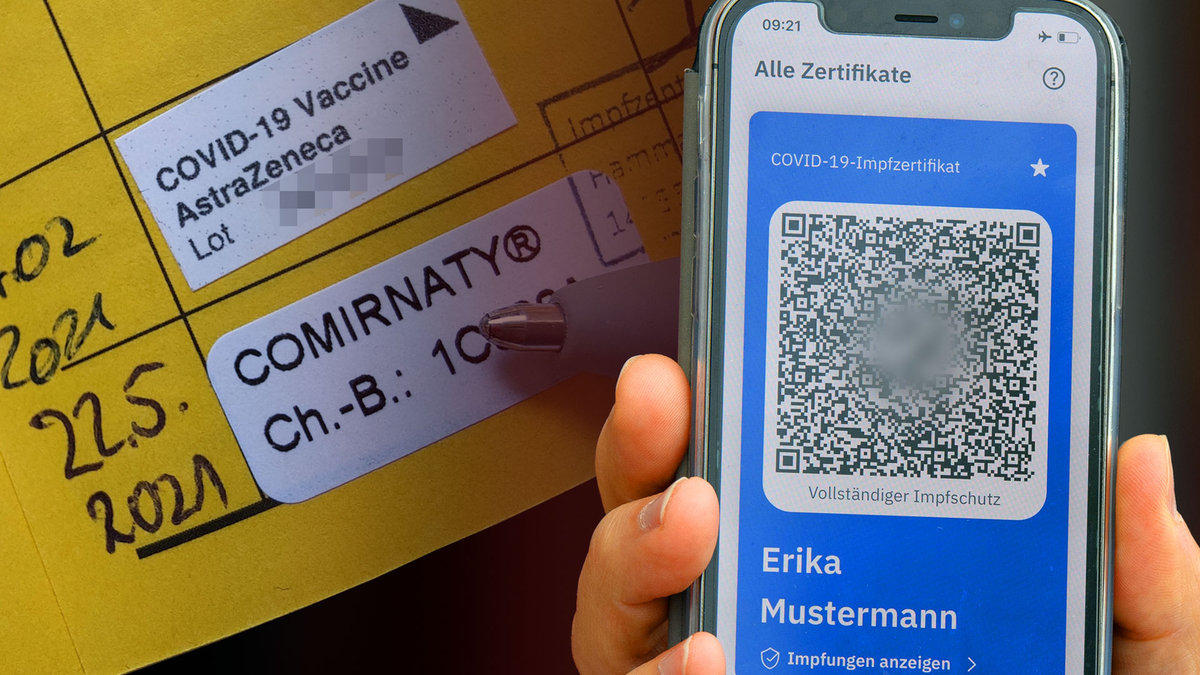 Corona Impfung So Funktioniert Der Digitale Nachweis Fur Iphone Und Android