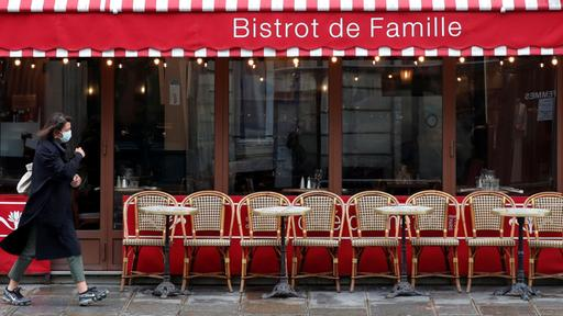 Corona Pandemie Frankreich Wird Hochinzidenzgebiet Tagesschau De