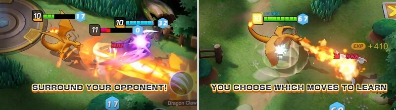 Pokemon Unite Apk Direct Download Link For Android 2021 Pokemon Moba Official Game