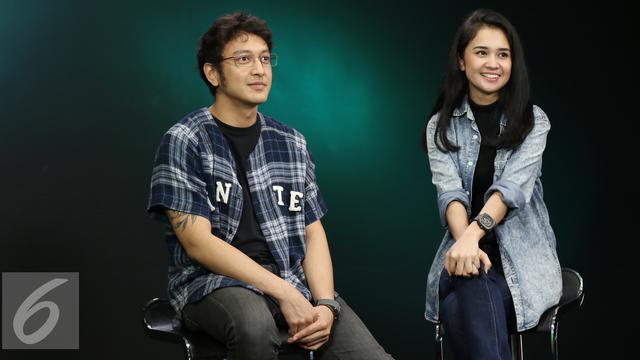 Sering Jadi Kekasih Michelle Ziudith Baper Dengan Dimas Anggara Showbiz Liputan6 Com