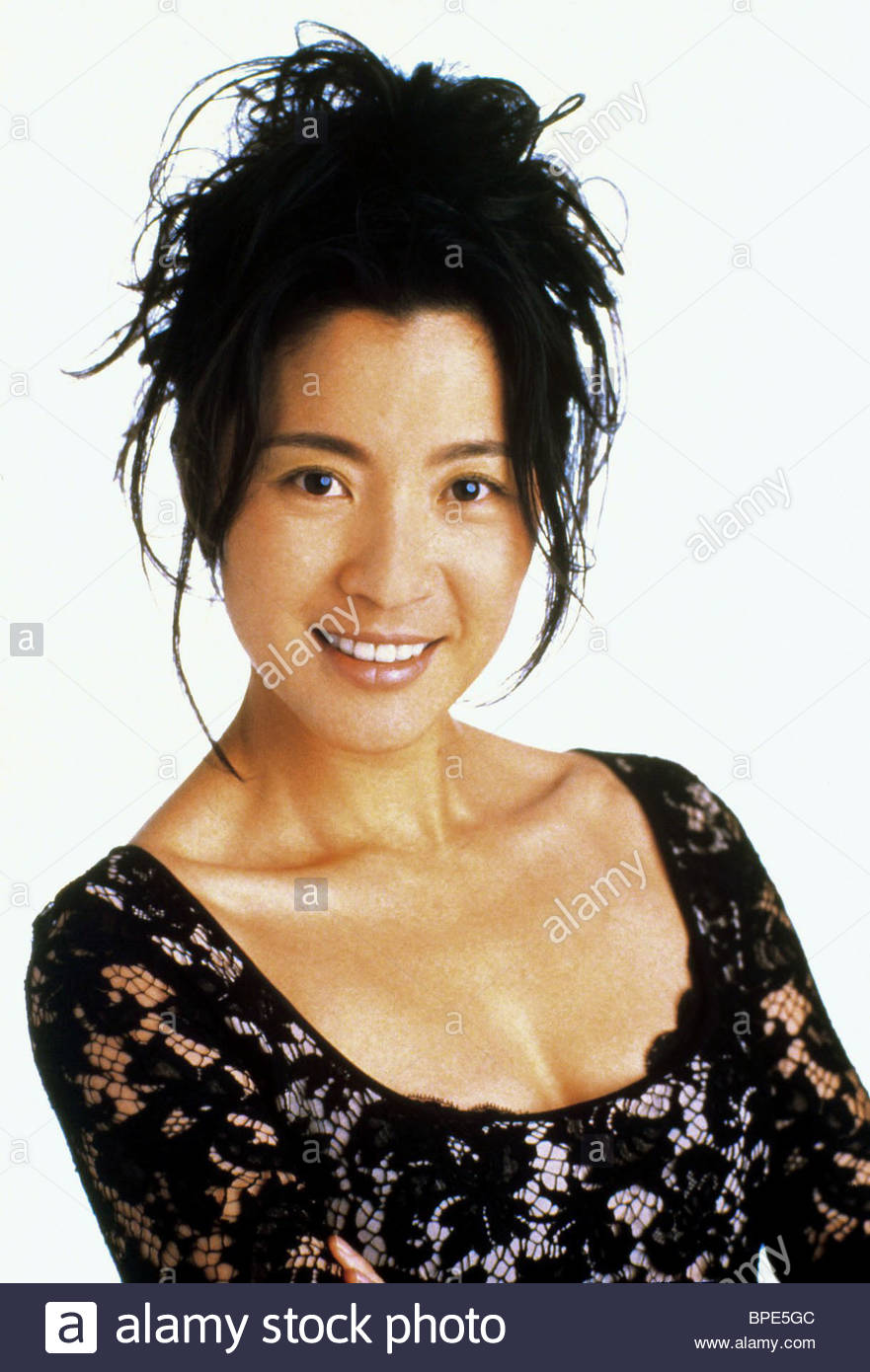 Michelle Yeoh Police Story 3 Supercop 1992 Stock Photo Alamy