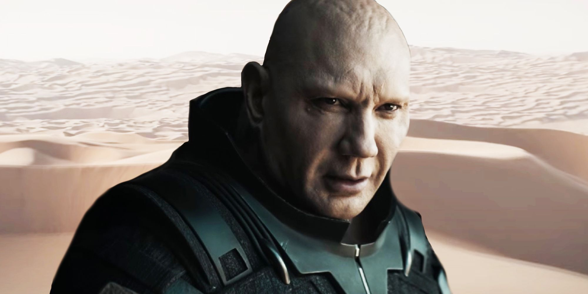 Dave Bautista Explains How He Was Cast In Dune Geeky Craze