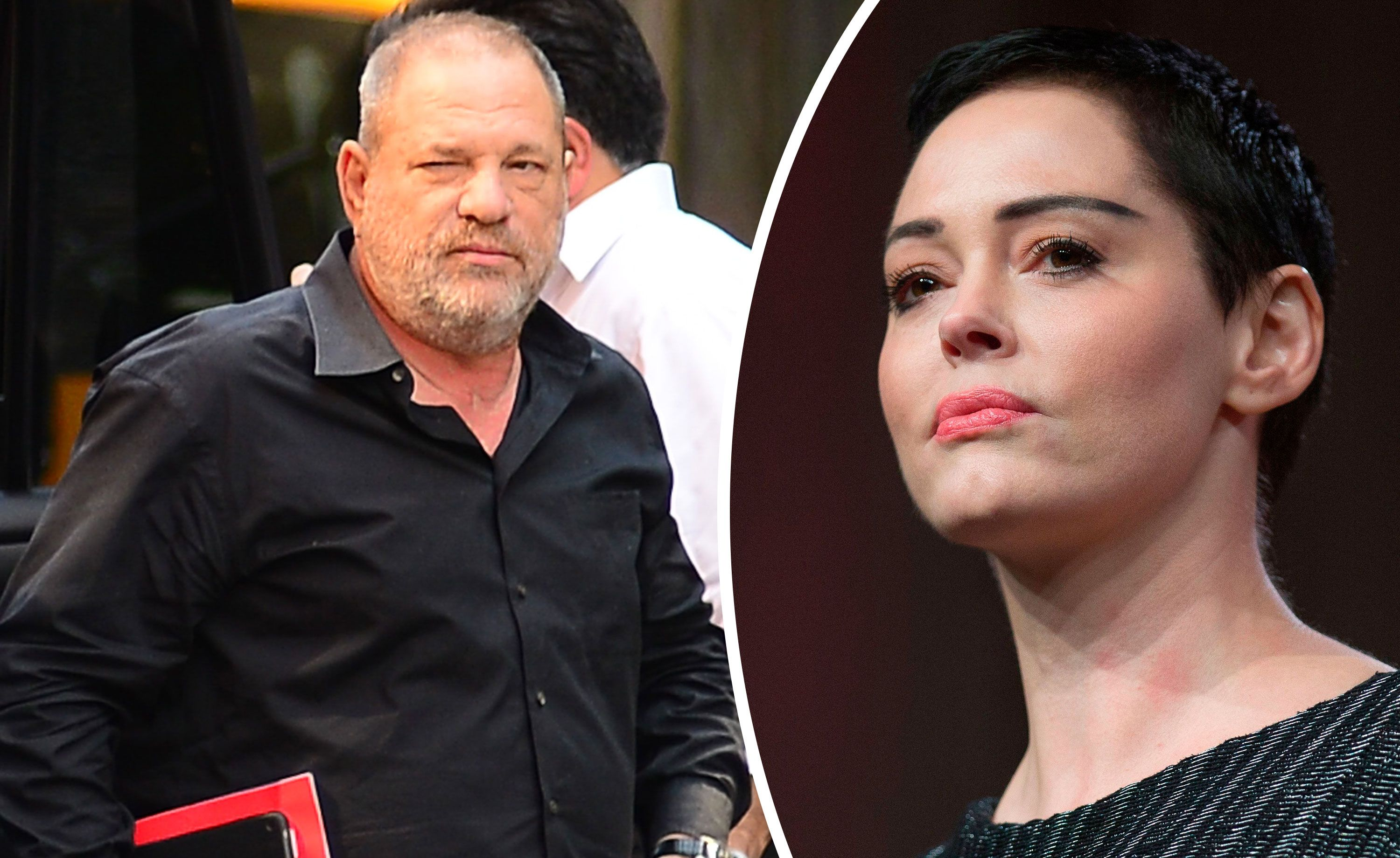 Rose Mcgowan Accuses Harvey Weinstein Of Trying To Slut Shame Her