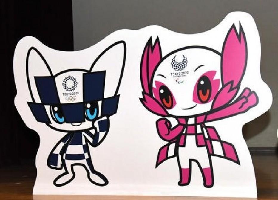 Maskottchen Fur Die Olympischen Spiele 2020 In Tokio Prasentiert Azertag Aserbaidschanische Staatliche Nachrichtenagentur