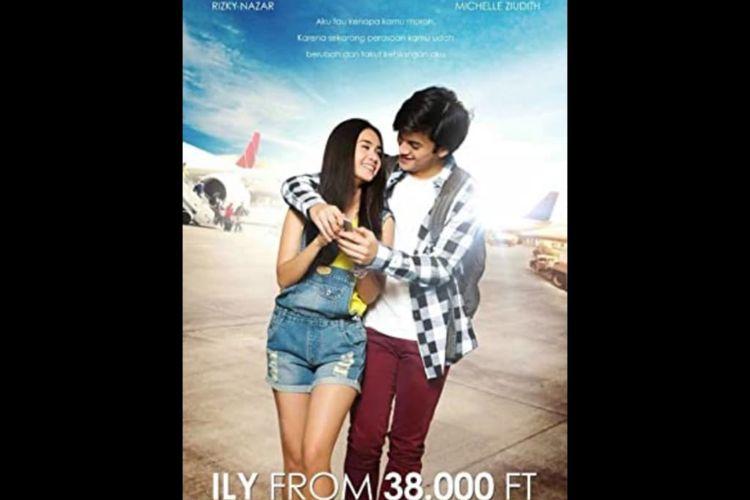 Sinopsis Film I Love You From 38 000 Ft Terinspirasi Unggahan Instagram Pramugari Halaman All Kompas Com