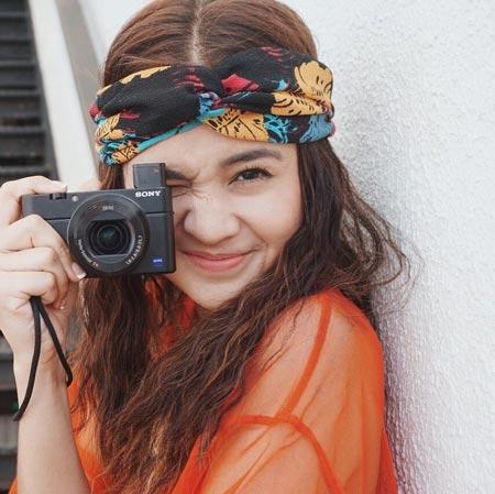Profil Michelle Ziudith Blog Unik