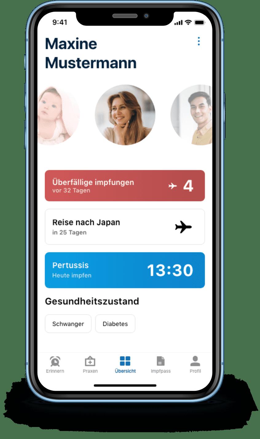 Impfpassde App Ihr Digitaler Impfpass Ist Da