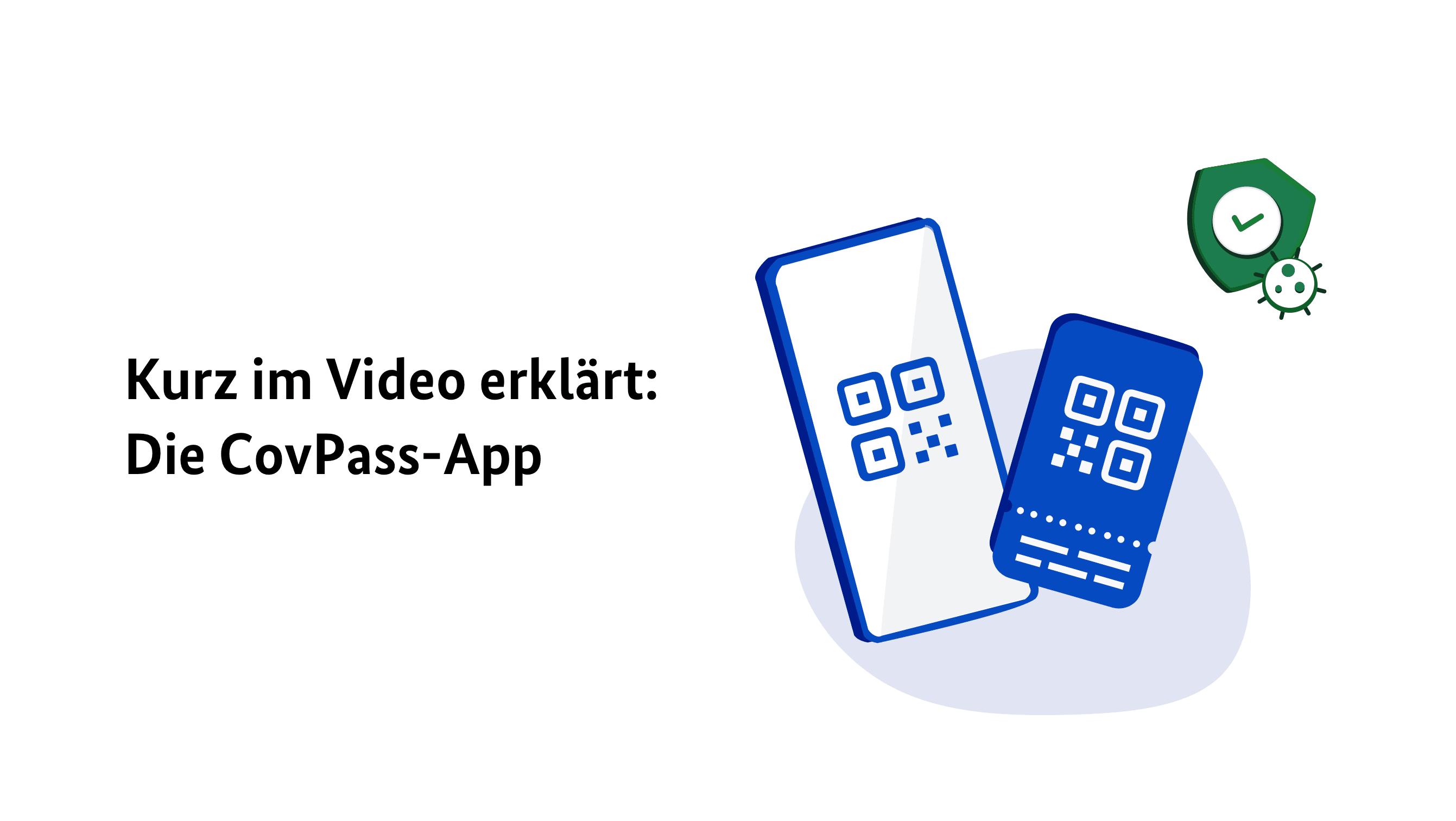Covpass App Digitale Covid Zertifikate Der Eu Einfach Nachweisen